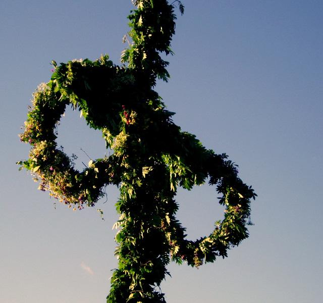 Midsommarstång 2006