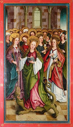 Margareta av Antiochia
