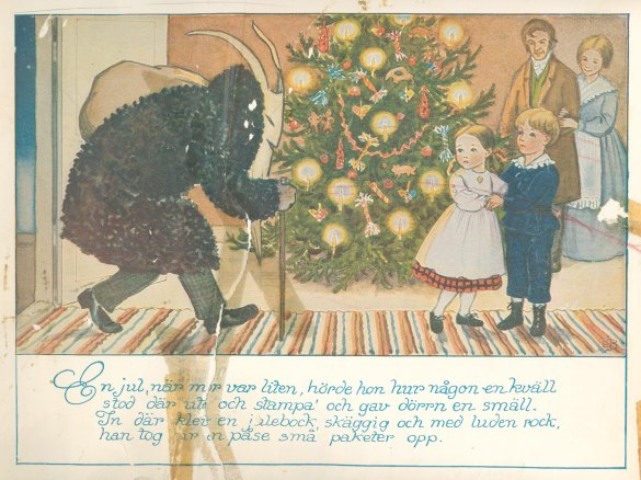borgmacc88star-munte-julbocken-illustrazione