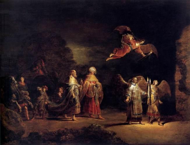 Leonaert_Bramer_-_Journey_of_the_Three_Magi_to_Bethlehem_-_WGA03081